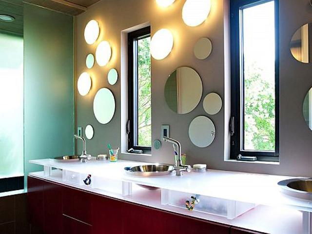 Люстры для ванной дизайнерские