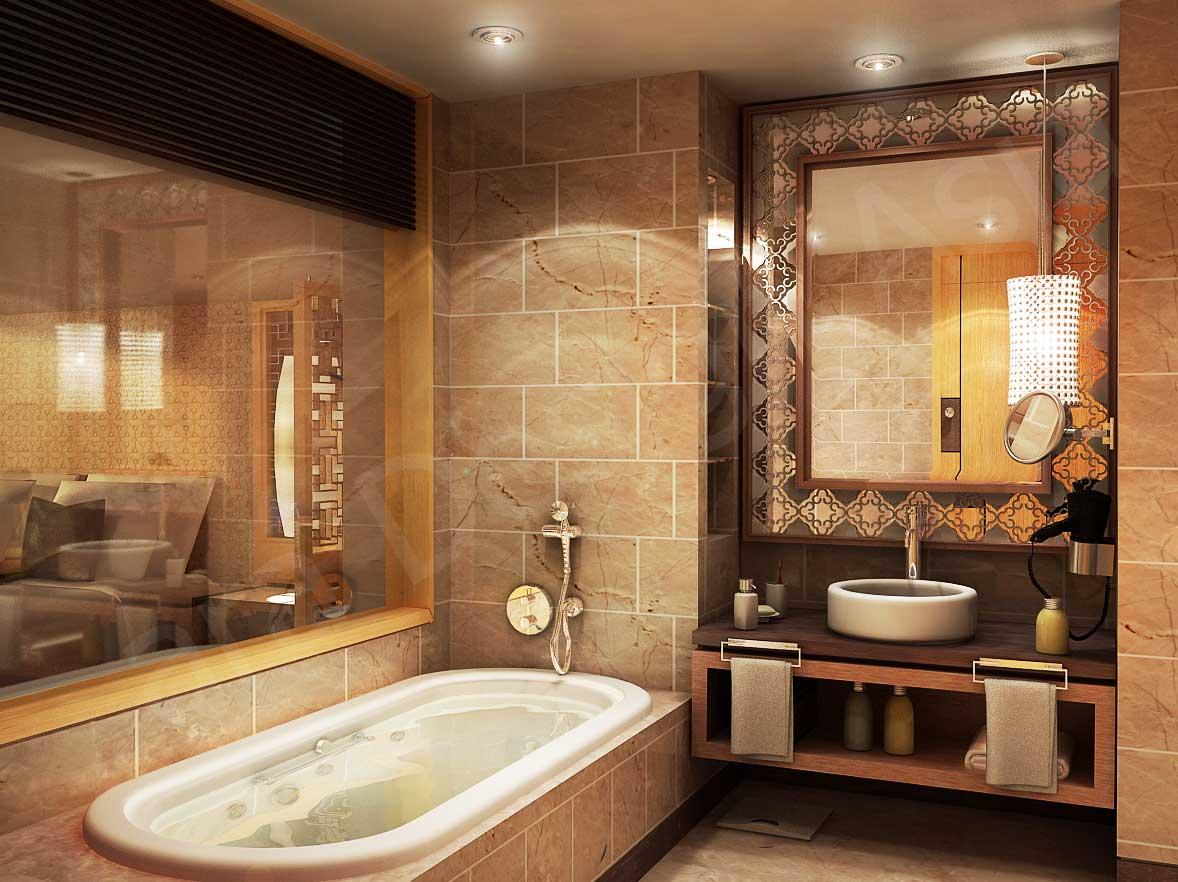 Ванная комната интерьер дизайн