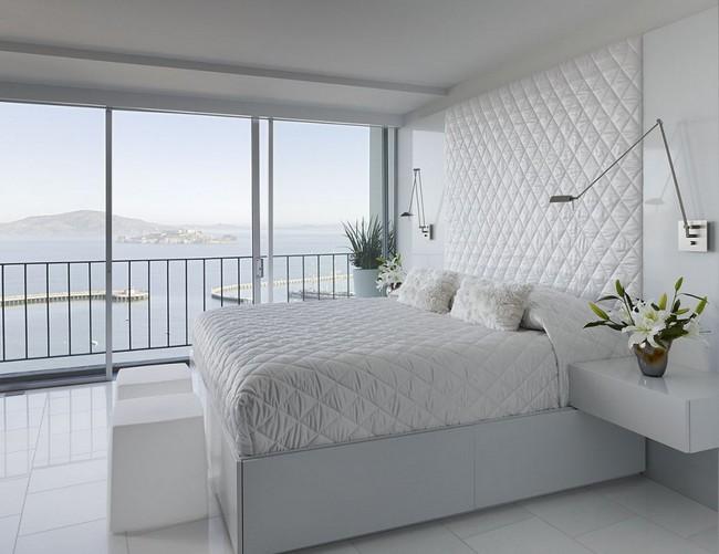 Интерьер небольшой спальни