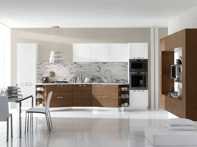Кухня 3х4 дизайн