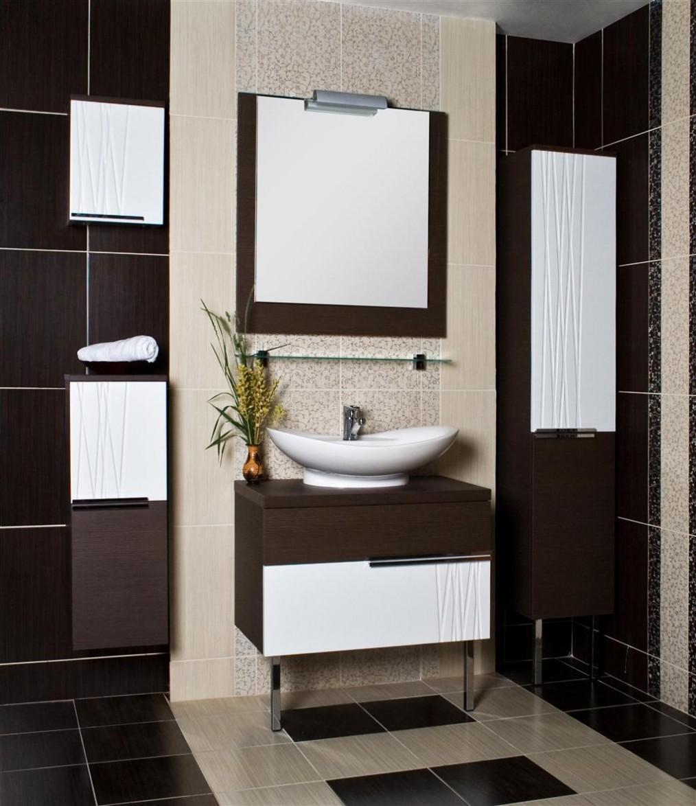 Обстановка ванной комнаты фото